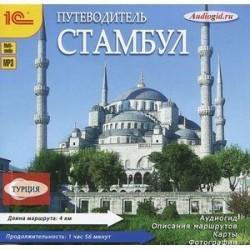 Стамбул. Путеводитель (аудиокнига MP3)