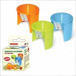 Декоратор для овощей 'Серпантин' 6х5 см