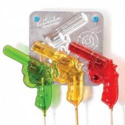 Набор для приготовления леденцов и мармелада 'Пистолет', цвет в ассортименте