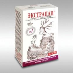 ЭКСТРАПАН №1 тонизирующий напиток против сахарного диабета, 5 пакетиков
