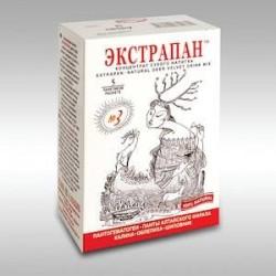 ЭКСТРАПАН №3 тонизирующий напиток для иммунитета, 5 пакетиков