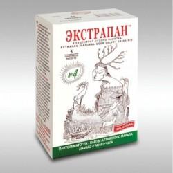 ЭКСТРАПАН №4 тонизирующий напиток против опухолей, 5 пакетиков