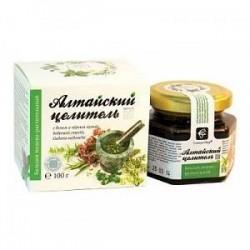 Бальзам медово-растительный Алтайский целитель, 100мл