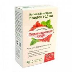Годжидоктор с лютеолином, 30 капсул по 500 мг