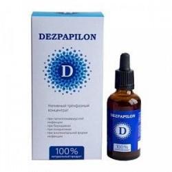 Dezpapilon Нативный трехфазный концентрат, 50 мл