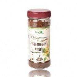 Чаговый чай с березовой почкой 90гр (Травы Байкала)