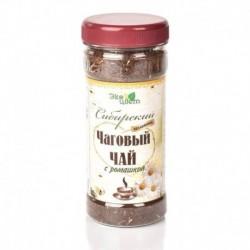 Чаговый чай с ромашкой 90гр (Травы Байкала)