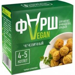Сухая злаково-овощная смесь Фарш VEGAN морковная 100гр