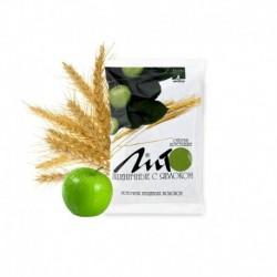 Отруби пшеничные с кальцием и яблоком 200г