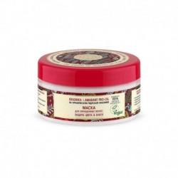Профессиональная маска krasnika&amarant pro-oil для окрашенных волос На органическом гидролате красники, 300 мл