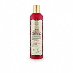 Профессиональный шампунь krasnika&amarant pro-oil для окрашенных волос На органическом гидролате красники, 400 мл