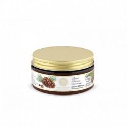 Роскошное ночное масло для тела сибирский кедр, 300 мл