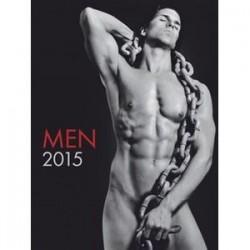 Календарь настенный на 2015 год. Men