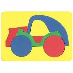 Бомик Пазл для малышей Машинка