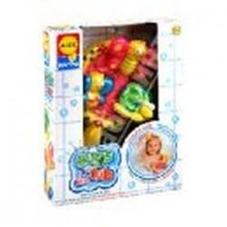 Игрушки для ванны 'Поймай бабочку'