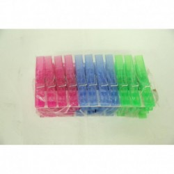Прищепки для белья 24 шт 2 упаковки