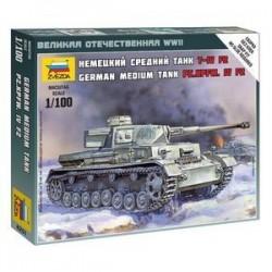 Немецкий средний танк Т-IV F2 (6251)