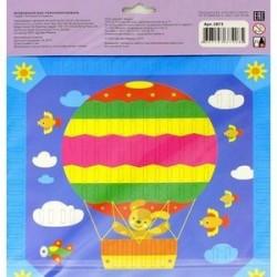 Плетение из бумаги 'Воздушный шар. Парусный корабль' (2873)