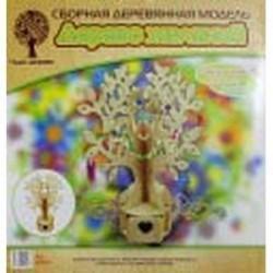 Сборная деревянная модель 'Дерево желаний' (80020)