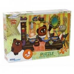 Step Puzzle-260 Винни Пух.
