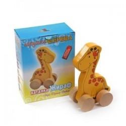 Д296 Каталка - жираф