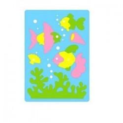 Мозаика мягкая 'Рыбки'