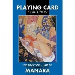 Эротические карты: Мило Манара