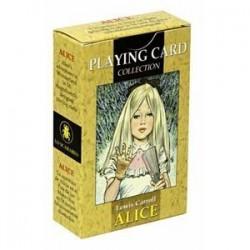 Карты игральные: Алиса в стране чудес