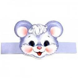 Маска-ободок 'Мышка'