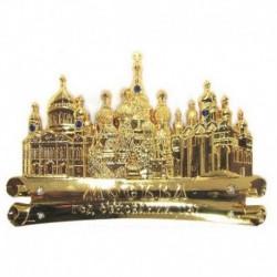 Магнит свиток Москва соборы