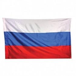 Флаг триколор 90x150 см, в пакете, полиэстер