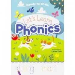 Ready to Write: Lets Trace Phonics