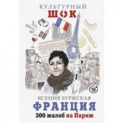 Франция. 300 жалоб на Париж