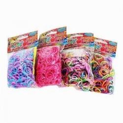 Набор для изготовления браслетов из резинок 'Loom twister' (300 резинок)