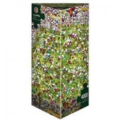Puzzle-4000 'Кубок мира' Mordillo (29072)