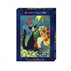 Puzzle-1000 'На лугу' (29616)