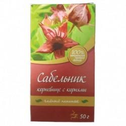 Чайный напиток Сабельник болотный 50г