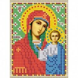 Набор для алмазной вышивки 'Богородица Казанская' (9х12см)
