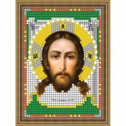 Набор для алмазной вышивки 'Спас нерукотворный' (9х12см)