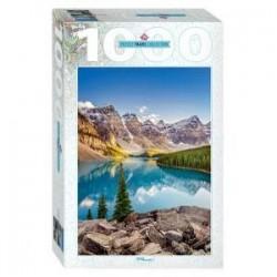 Step Puzzle-1000 'Озеро в горах'