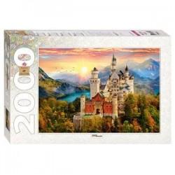 Puzzle-2000. 'Сказочный замок'