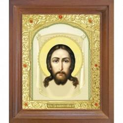 Икона Спас нерукотворный.10x12