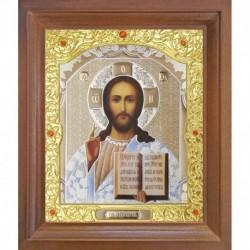 Икона Иисуса Христа. 10x12