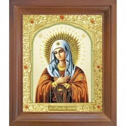 Икона Умиление. 15x18