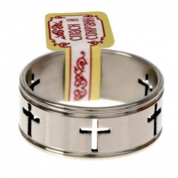 Кольцо 'Кресты', размер 19