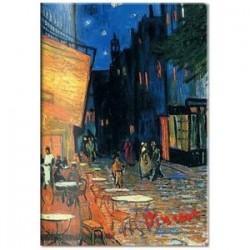 Обложка для документов Обложка для паспорта. Ван Гог. Ночное кафе (Арте)