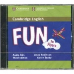 Fun for Flyers (CD)