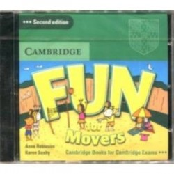 Fun for Movers (CD)