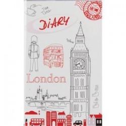 Ежедневник недатированный 'Лондон'