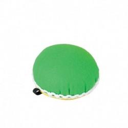 Игольница на руку, цвет зеленый, 8 см